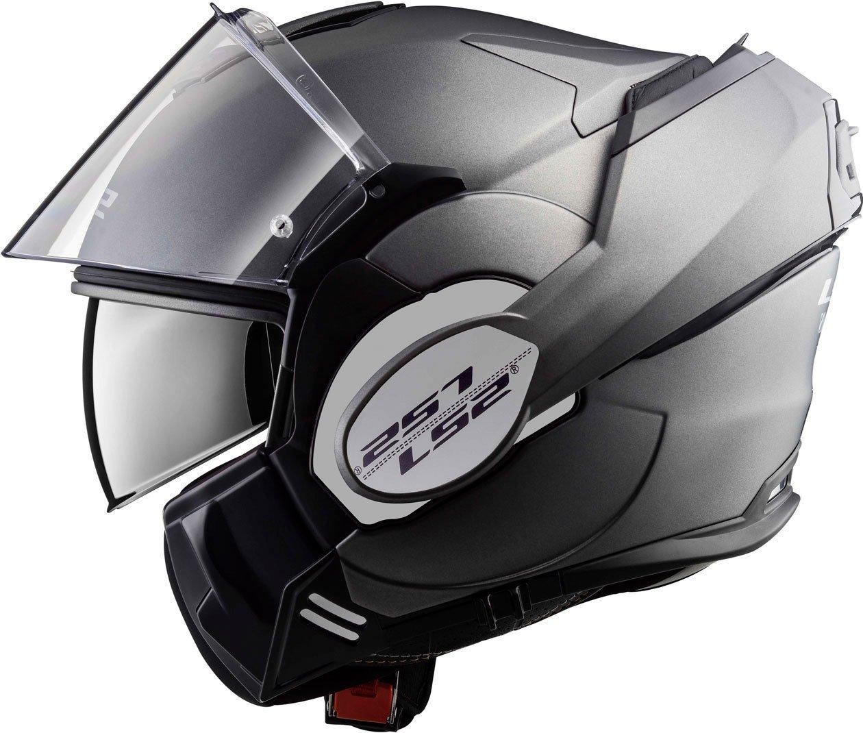 LS2 LS2 LS2 VALIANT CHROME Taille L L Chrome Casque moto