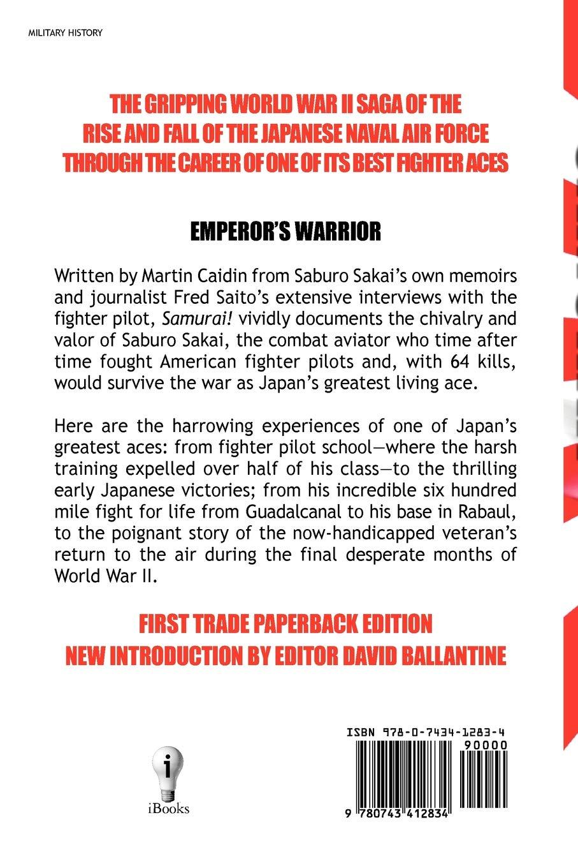 Samurai! (Military History (Ibooks)): Amazon.es: Saburo ...