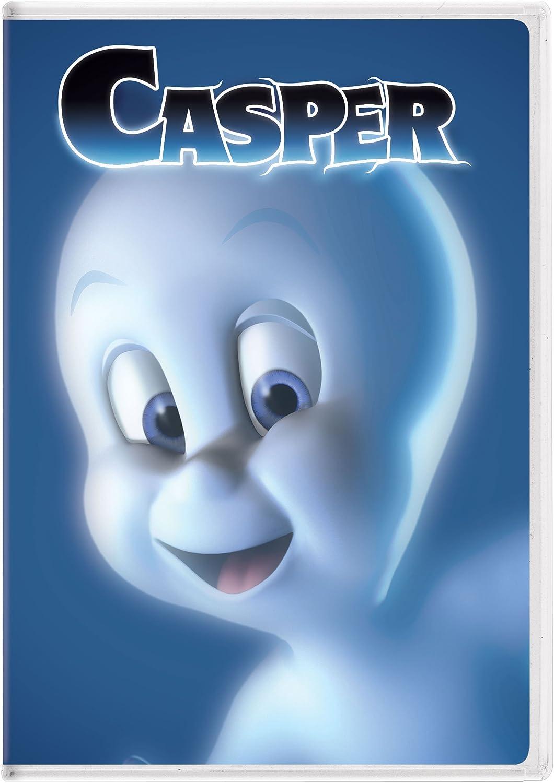 Casper [DVD] [1995] [Region 1] [US Import] [NTSC]: Amazon.co
