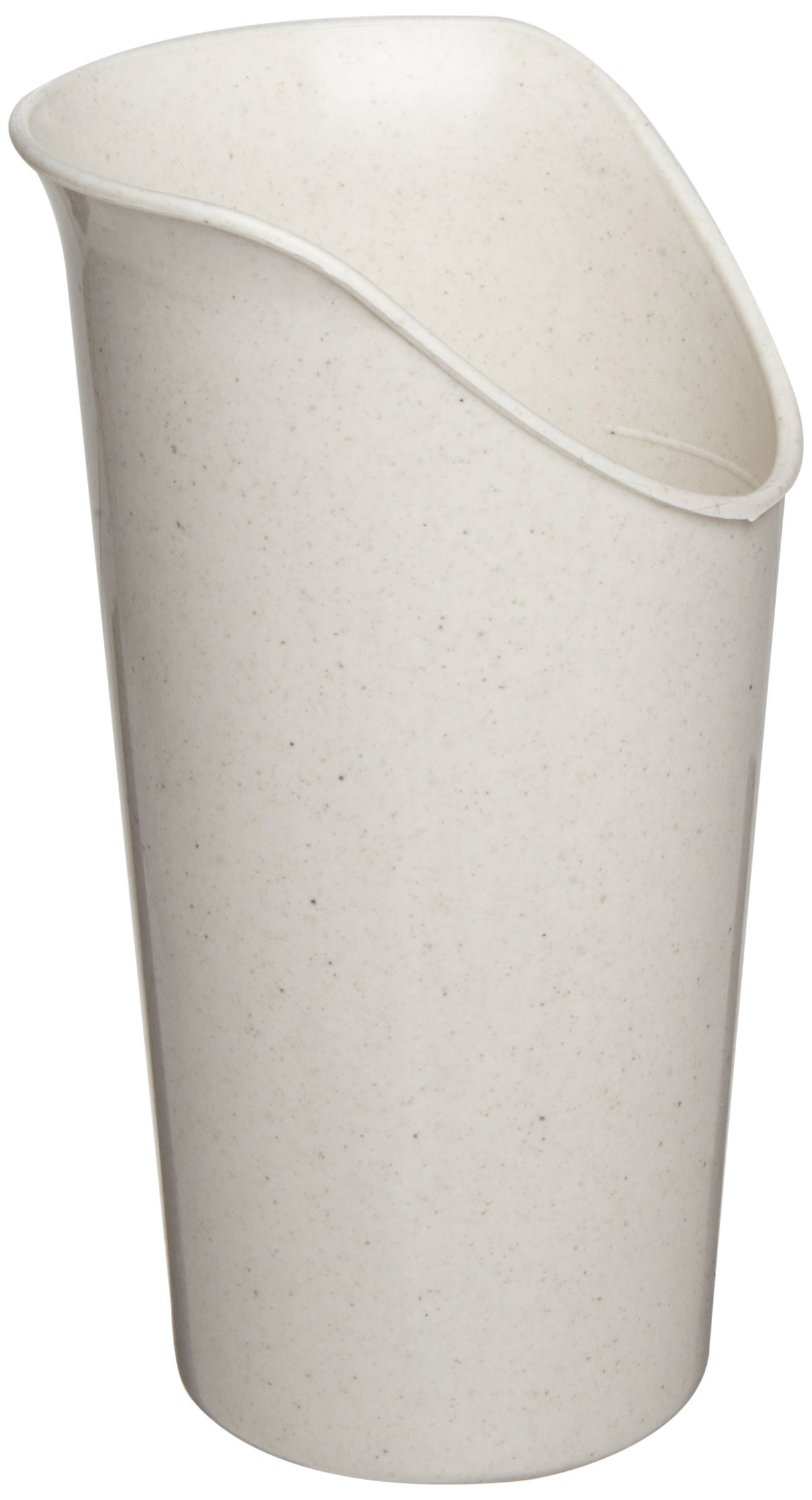 Ableware 745930612 Sandstone Nosey Cup Sandstone (Box of 6)