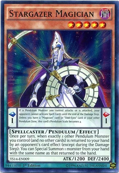 Near Mint Condition YUGIOH Card Timegazer Magician Mint
