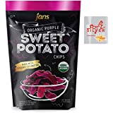 Jans Organic Sweet Potato Chips (Purple, 5.3 oz)
