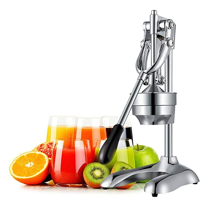 Compra Exprimidor Manual de Palanca Exprimidor de Fruta Profesional Exprimidor de Zumo a Mano de Alta Calidad Exprimidor Multi Función para Gastronomía ...