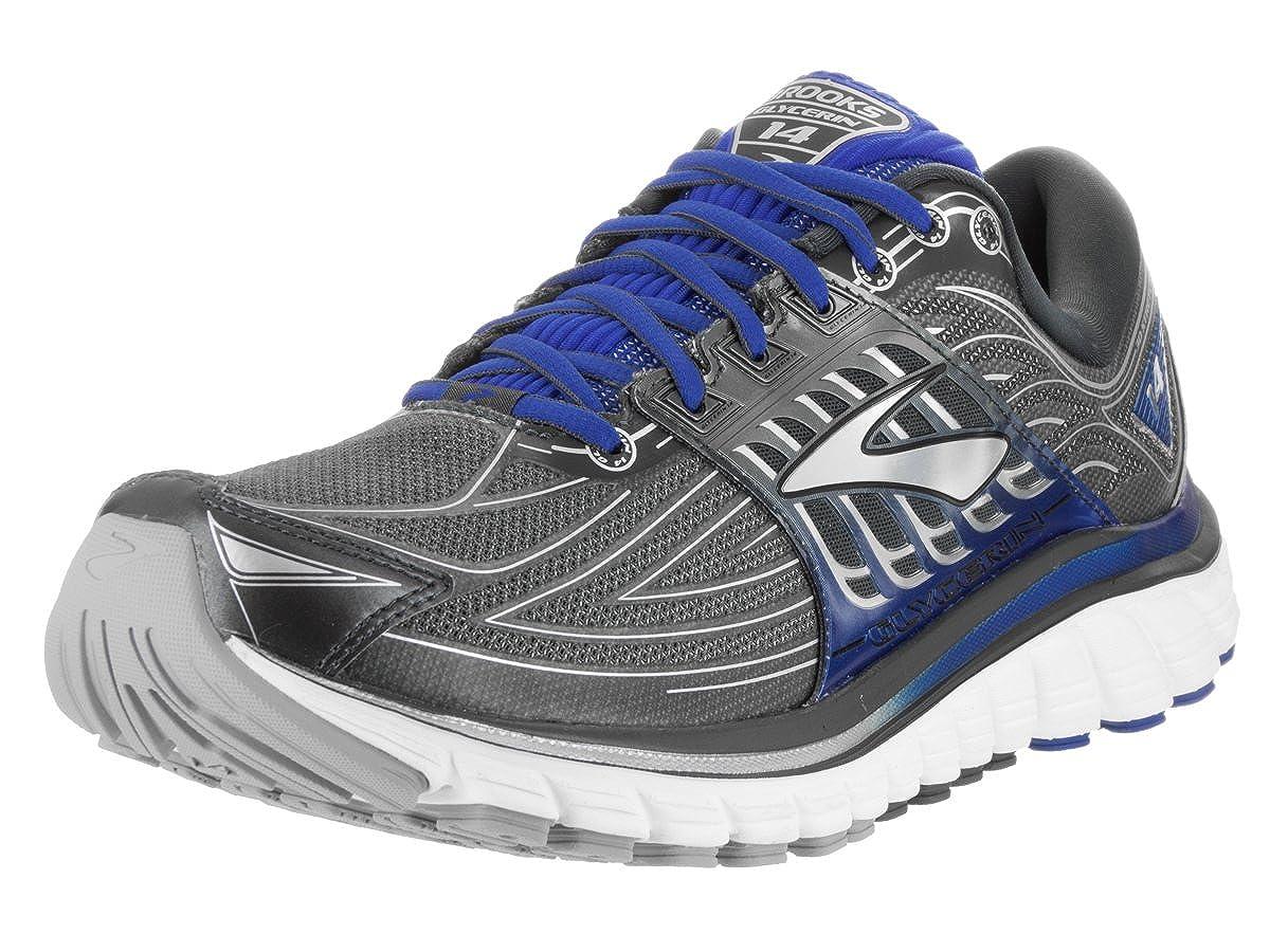 Anthracite  Electric Brooks blå  silver Brooks herrar Glycerin Glycerin Glycerin 14 springaning skor  leverans kvalitet produkt