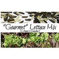 Liliana's Garden Lettuce Seeds - Mixed Lettuce and Greens - Heirloom Varieties