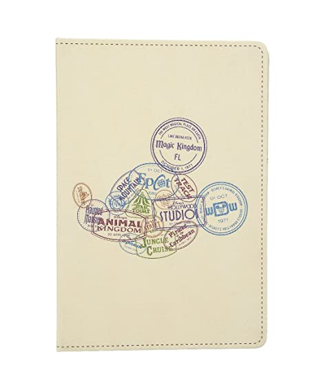 Walt Disney World Mickey Mouse Travel Journal