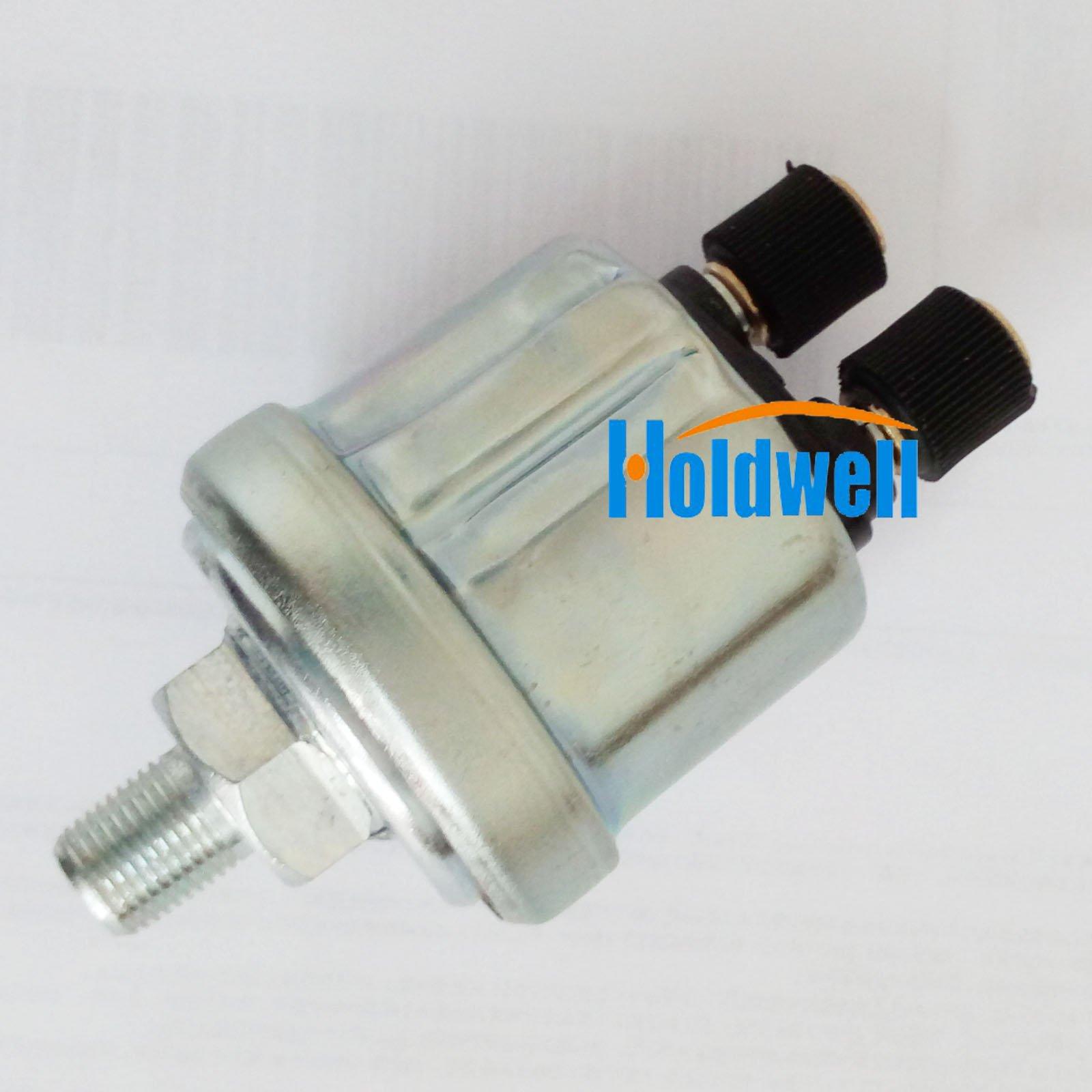 Holdwell VDO Engine Oil Pressure Sensor Sender 0-10Bar 12-24Vdc