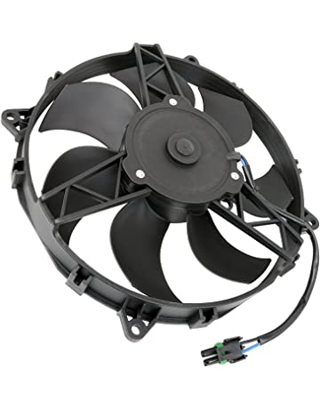 Amazon Com Engine Radiator Cooling Fan Motor