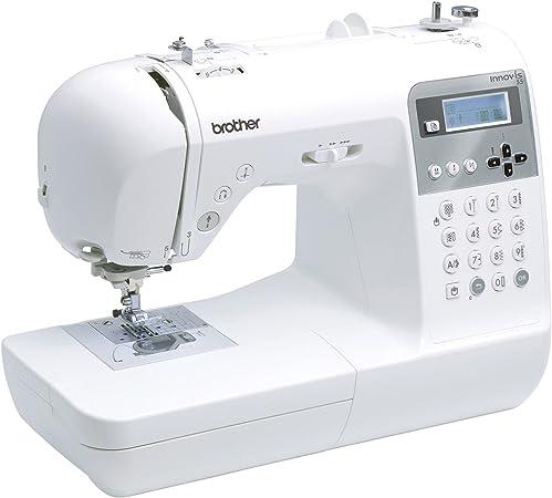 Brother 4977766712712 - Maquina de Coser innov-ís 55: Amazon.es: Hogar