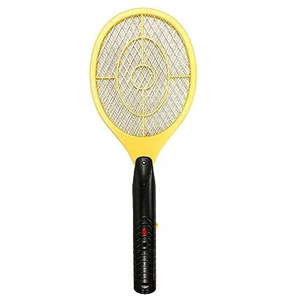 Elektrische Fliegenklatsche Insektenvernichter Fliegenfänger Insektenfalle