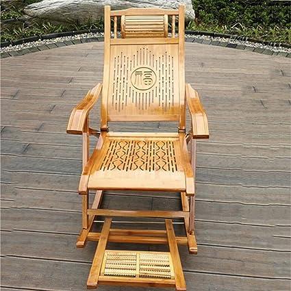 GJM Comprar Lounge Chair --- Silla Mecedora Silla De Bambú ...