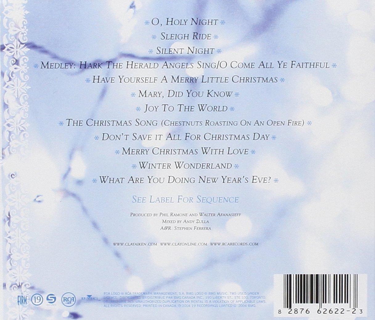Clay Aiken - Merry Christmas With Love - Amazon.com Music