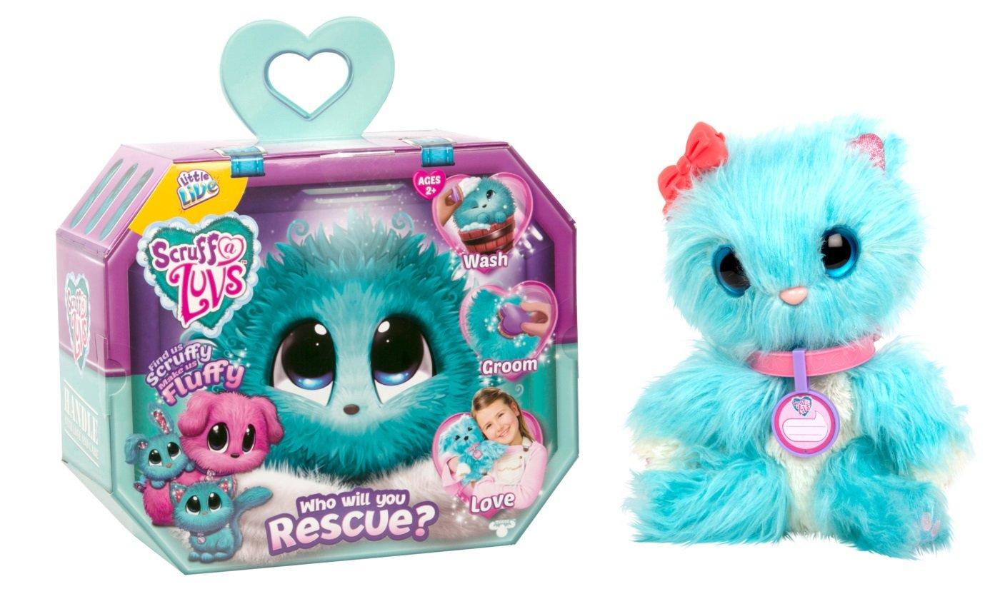 Amazon.com  Little Live Scruff-a-Luvs plush mystery rescue pet da87736869766