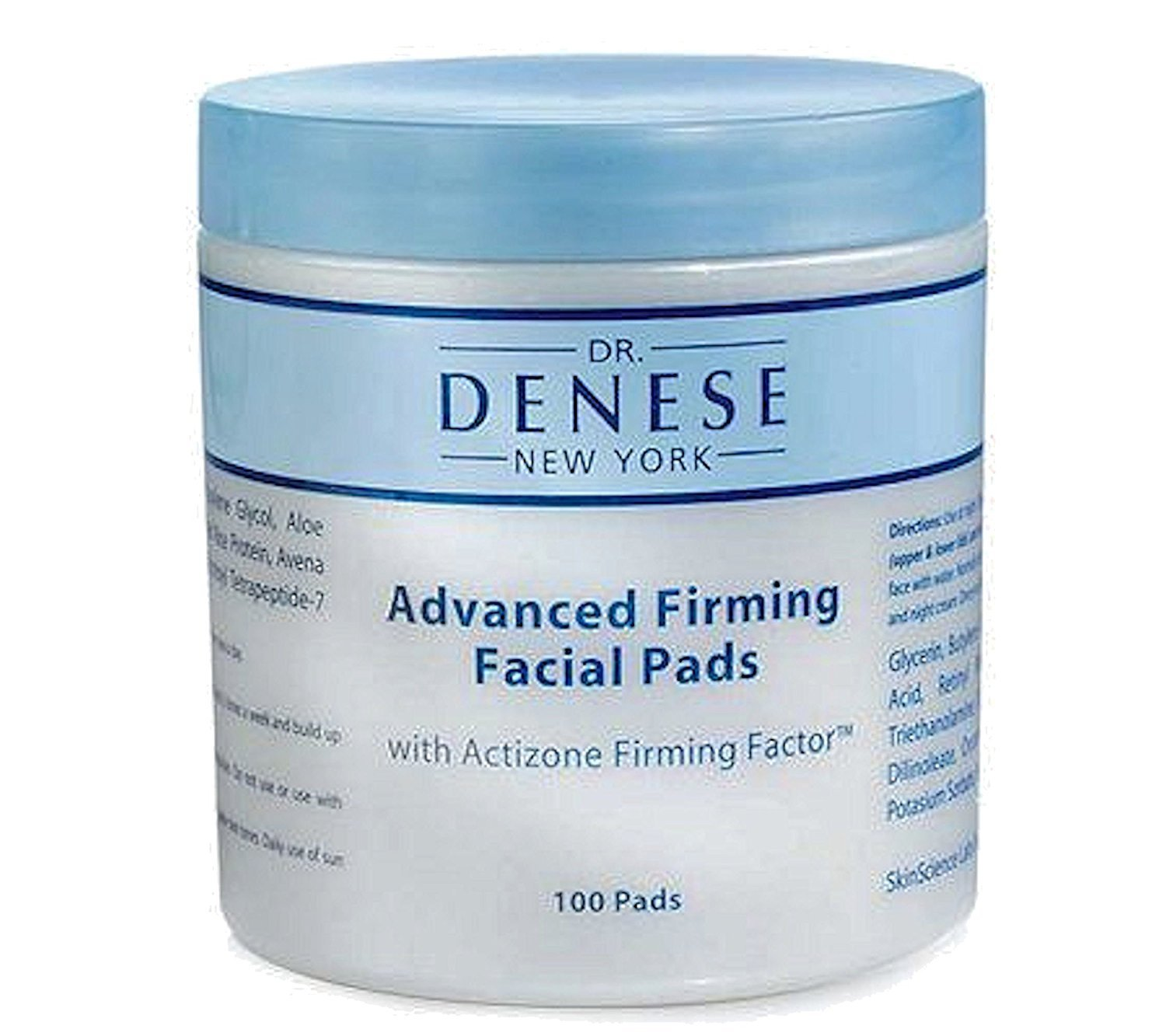 Dr. Denese Advanced Firming Facial Pads 100 Count AB-73721