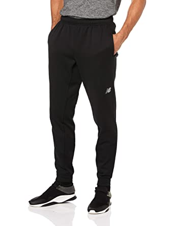 b81aaf1b04678 New Balance Men's Nb Corefleece Jogger, Black: Amazon.com.au: Fashion