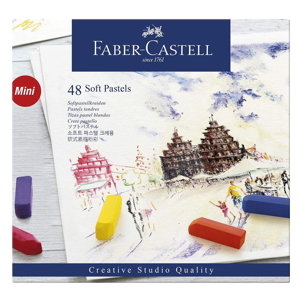 48 Pezzi Faber-Castell 128248 Mini Crete