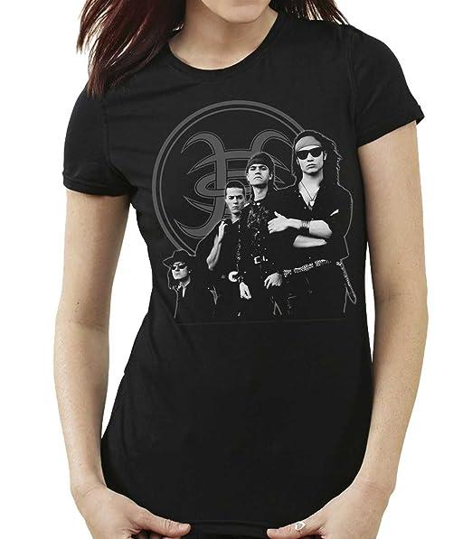 35mm - Camiseta Mujer - Heroes del Silencio - Senderos De Traición -  Women s T-Shirt  Amazon.es  Ropa y accesorios b2404d57f82