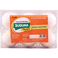 Suguna Eggs - Nutri, 6 Pieces Pack