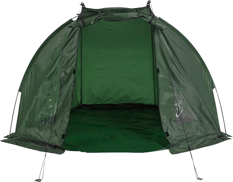 Green Matt Hayes Adventure Carp Fishing Shelter