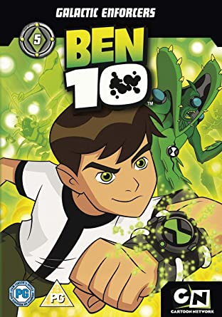 Amazon com: Ben 10 - Season 2 Volume 2 [Import anglais]: Movies & TV