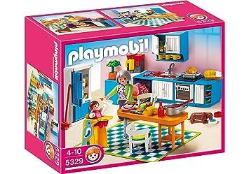 Playmobil 5329 Jeu De Construction Cuisine Amazon Fr Jeux Et