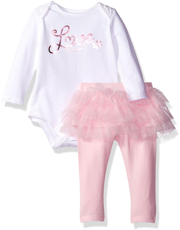 【★超目玉】 Quiltex SKIRT B01M08BJ0T ベビーガールズ 3 - 6 Months Months 3 Love Pink B01M08BJ0T, コスゲムラ:be6c3771 --- quiltersinfo.yarnslave.com