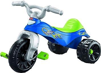 Amazon.com: Triciclo resistente de Fisher-Price, Verde: Toys ...