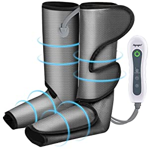 Foot and Leg Massager for Circulation