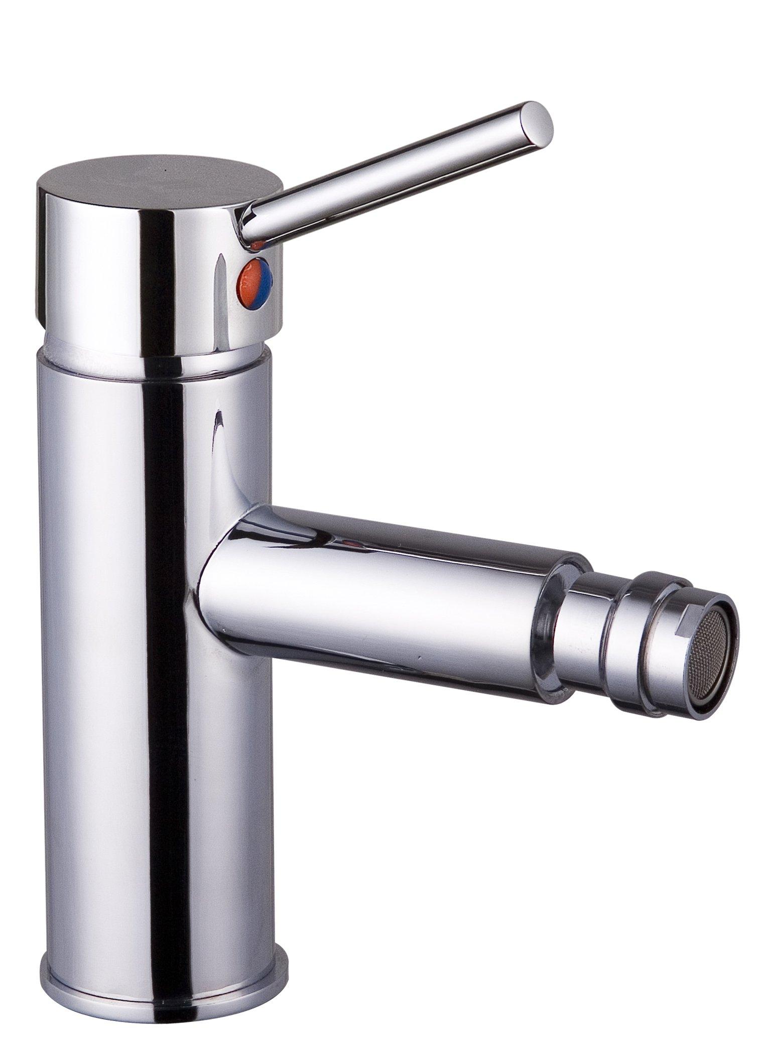 DP Bath SG-0002''Haya'' Bidet Mixer Tap - Chrome