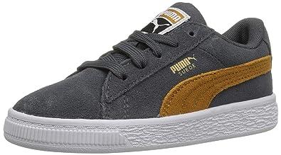 f437538a8bdb29 PUMA Boys  Suede Classic INF Sneaker