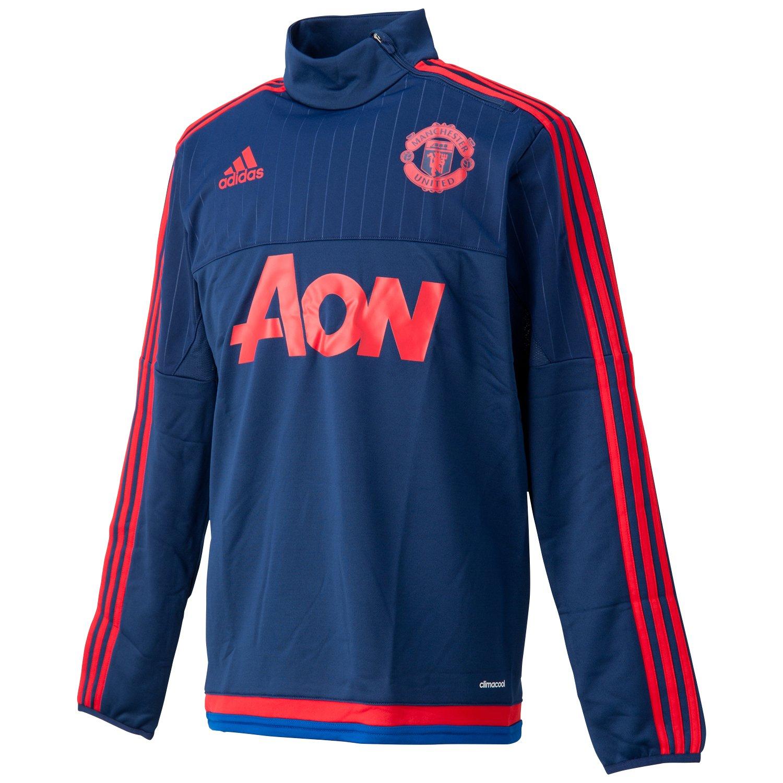 Adidas Herren Trainingsshirt Manchester United Trainingsoberteil