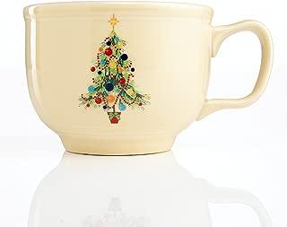 product image for Fiesta 18-Ounce Jumbo Cup, Christmas Tree