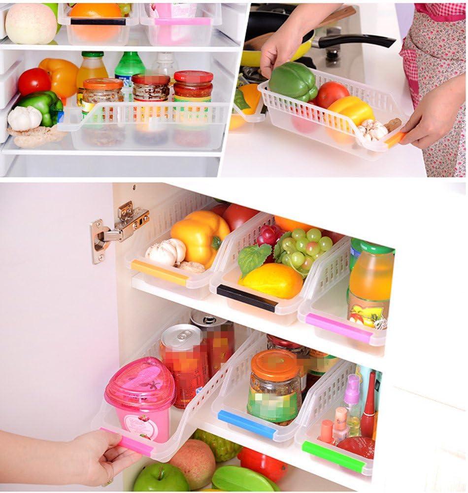 Bandejas de almacenamiento para frigorífico y congelador de cocina ...