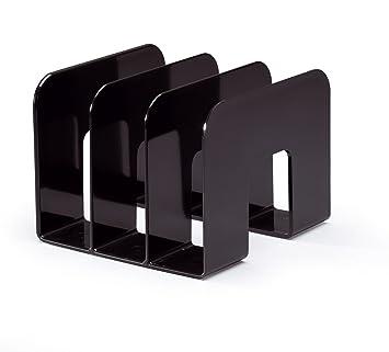 Durable Trend - Estantería/separador de documentos (215 x 165 x 210 mm) color negro: Amazon.es: Oficina y papelería