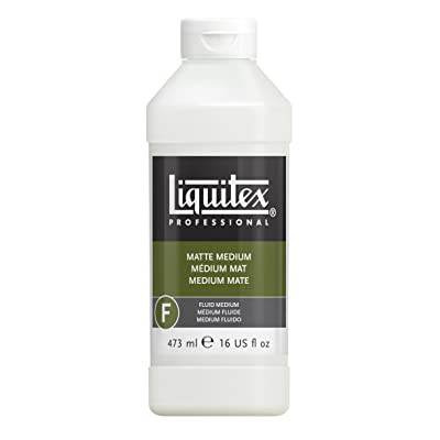LIQUITEX ADDITIF MEDIUM MAT 473ML