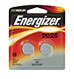 Amazon Price History for:Energizer Lithium Coin Watch/Electronic Battery 2025, 2-Count