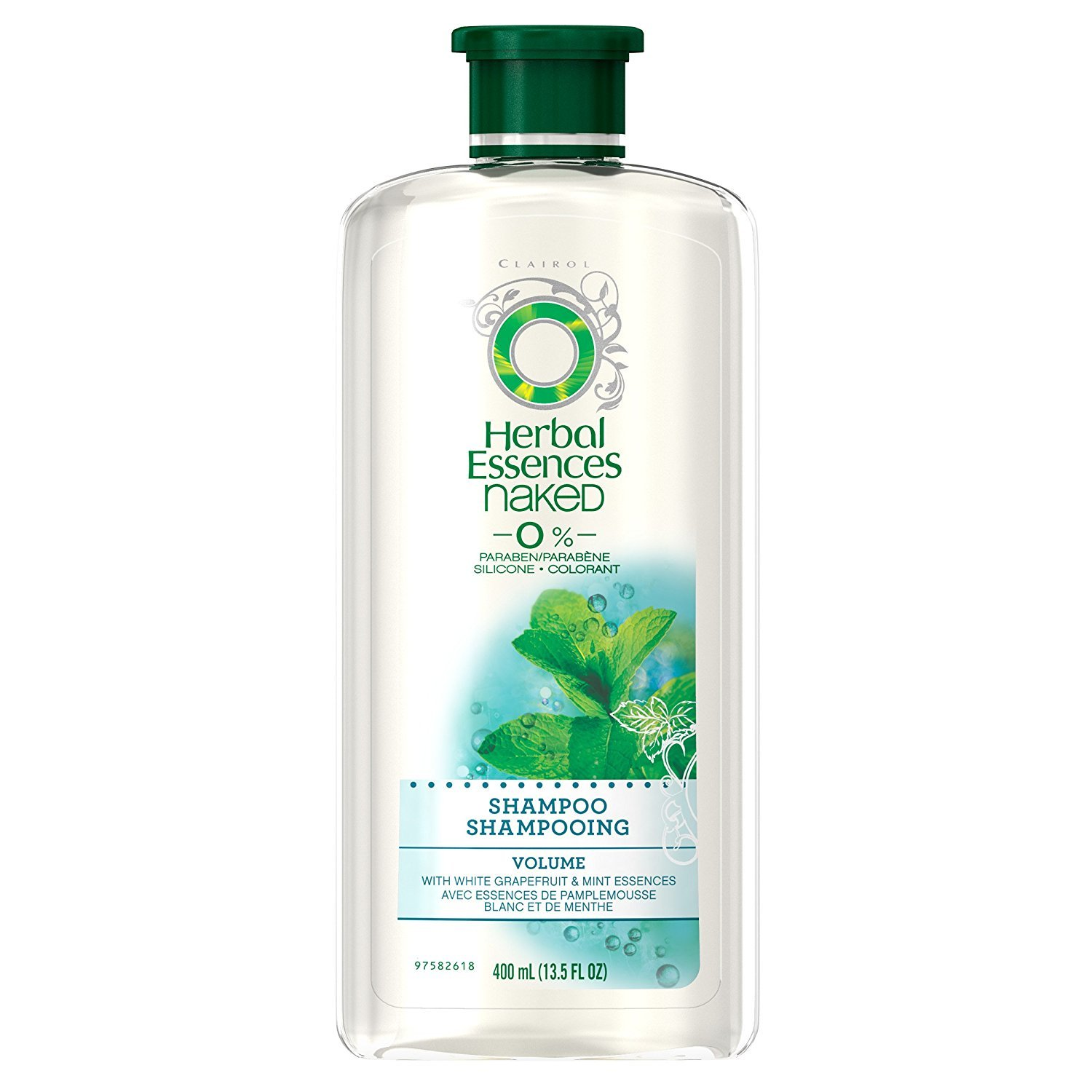 Herbal Essences Naked Volume Shampoo, 13.5 Fluid Ounce (Packaging May Vary)