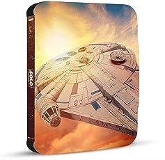 Han Solo: Una Historia de Star Wars (SteelBook) [Blu-ray]