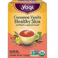 Yogi Tea - Cinnamon Vanilla Healthy Skin (6 Pack) - Supports a Healthy Glow - 96...