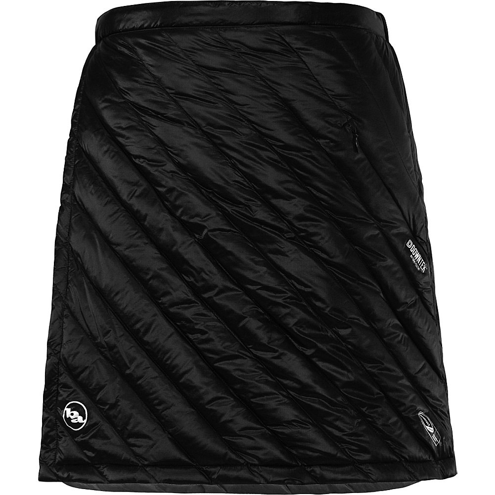 Big Agnes Women's Zirkel Circle Skirt - 700 Downtek, Black, Small