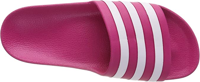 adidas adilette aqua scarpe da fitness unisex bambini rosa