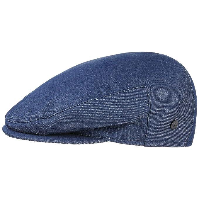 Lierys Inglese Jeans Coppola da Bambino Berretto Flat cap Cotton  Amazon.it   Abbigliamento cef6dcba4914