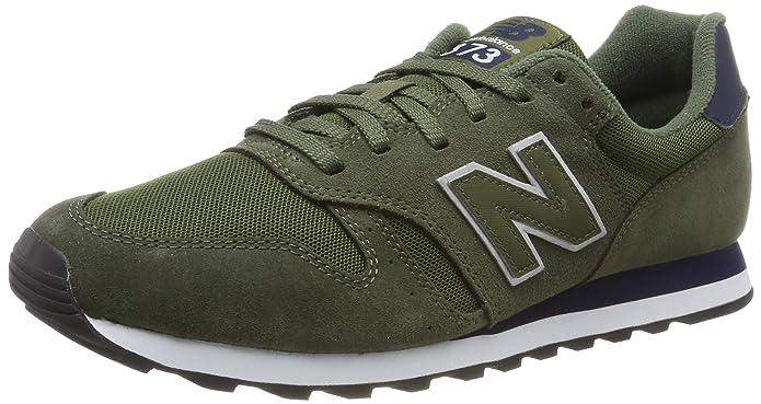 New Balance 373 Core Sneakers Herren Dunkelgrün