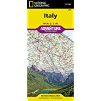 Italy: Travel Maps International Adventure Map