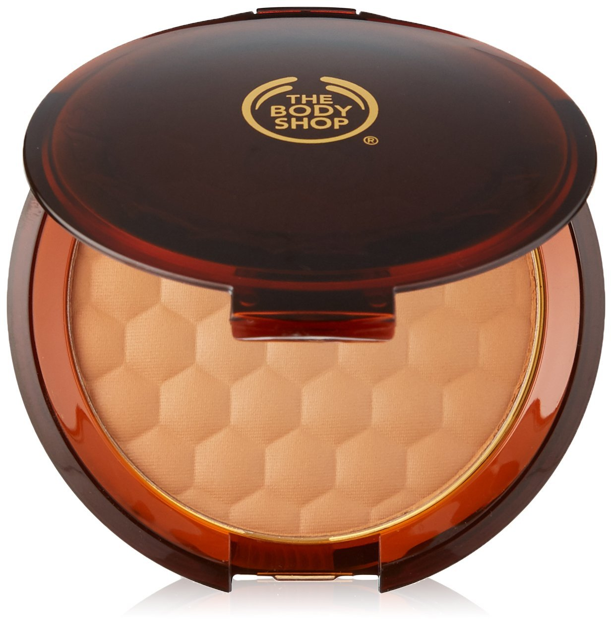 The Body Shop Honey Bronzing Powder, Deep Matte, 2.08 Ounce