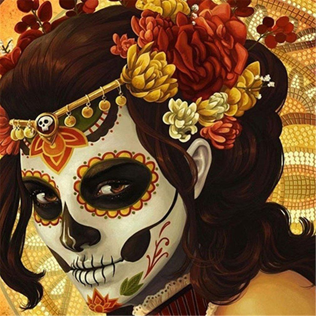 Amazon.com: FinancePlan Mexico Death Day Throw Pillow Case ...