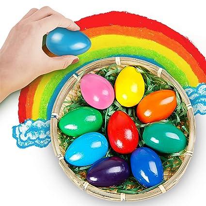 Wostoo Pastelli Per Bambini Pastelli A Cera Colorati 9 Colori