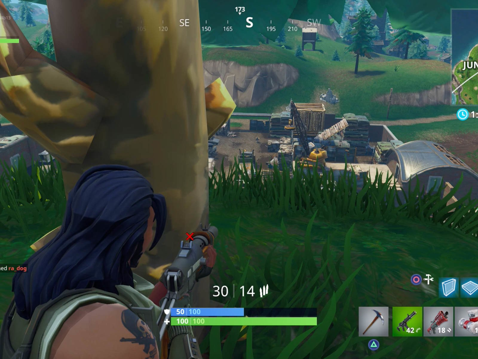 Amazon.com: Watch Clip: Fortnite Battle Royale Playthrough ...