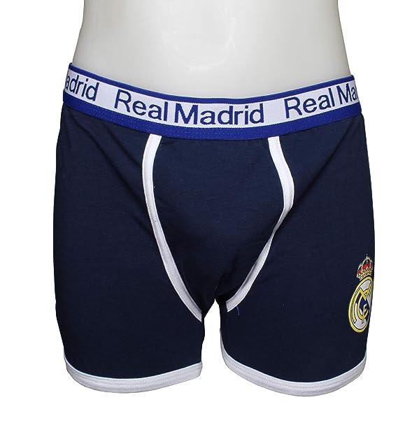 8847110211705 Boxer Infantil - Real Madrid - Producto Oficial - Set 2 Pares - RM602N   Amazon.es  Ropa y accesorios