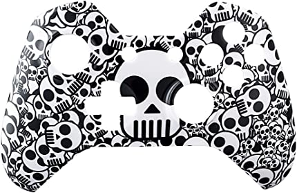 Amazon Com Extremerate Dead Skull Top Front Housing Shell Case